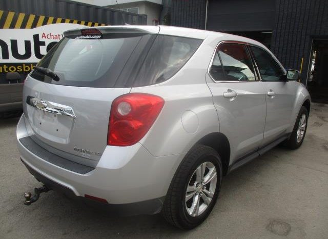 2010 Chevrolet Equinox ( 4 CYLINDRES – 132 000 KM ) complet