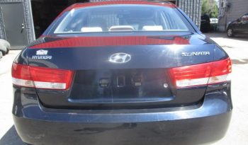 2008 Hyundai Sonata ( 4 CYLINDRES – 158 000 KM ) complet