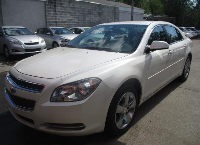 2010 Chevrolet Malibu \ PLATINUM ( CUIR MAGS – 4 CYL – 152 KM ) complet