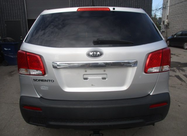 2011 Kia Sorento ( 4 CYL – ROULE COMME NEUF – PROPRE ) complet