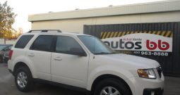 2010 Mazda Tribute ( 4 CYLINDRES – 126 000 KM )