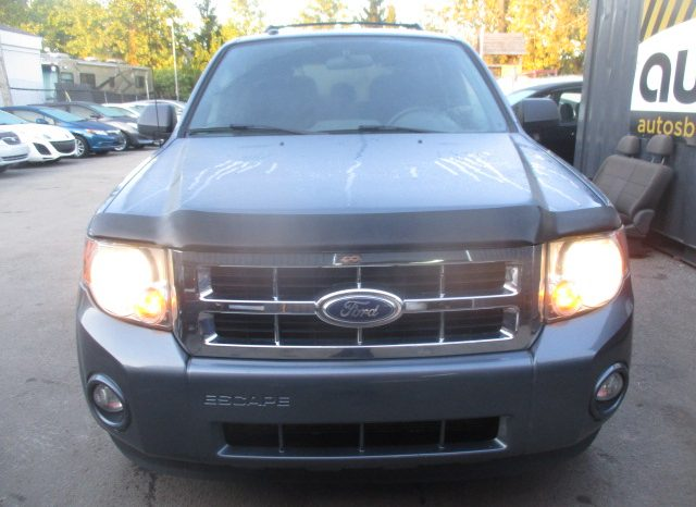 2011 Ford Escape complet