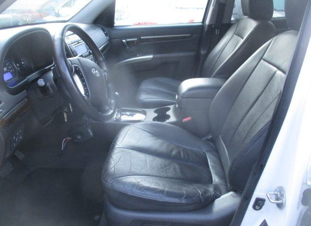 2010 Hyundai Santa Fe LIMITED ( CUIR MAGS TOIT – COMME NEUF ) complet