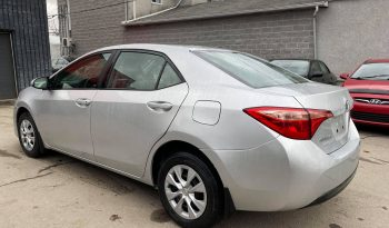 2017 Toyota Corolla ( MANUELLE – 66 000 KM ) complet