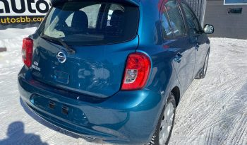 2018 Nissan Micra ( AUTOMATIQUE – FULL EQUIPE ) complet
