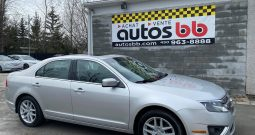 2011 Ford Fusion SEL ( 4 CYLINDRES – AUTOMATIQUE )