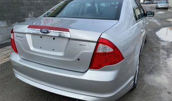 2011 Ford Fusion SEL ( 4 CYLINDRES – AUTOMATIQUE ) complet