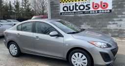 2010 Mazda Mazda3 ( AUTOMATIQUE – LIQUIDATION )