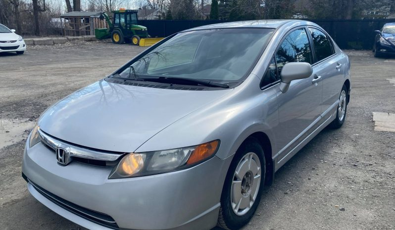 2007 Honda Civic ( AUTOMATIQUE – PROPRE ) complet