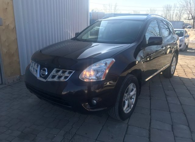 2011 Nissan Rogue ( AWD 4×4 – 120 000 KM ) complet