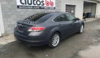 2009 Mazda 6 GT ( CUIR MAGS TOIT – 4 CYLINDRES ) complet